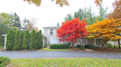 Bloomfield Twp Single Family Home For Sale: 4397 Stony River Drive