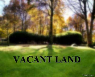 Romulus Residential Lots & Land For Sale: 6530 Ball Road