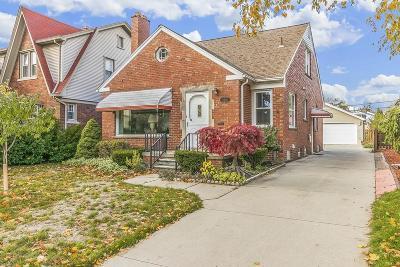 Dearborn Single Family Home For Sale: 22728 Wellington Street