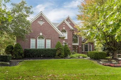 Novi Single Family Home For Sale: 43025 Ashbury Drive