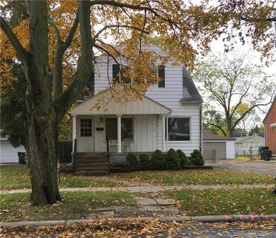 Ferndale Single Family Home For Sale: 1567 Pearson Street