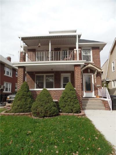 Wyandotte Multi Family Home For Sale: 516 Emmons Boulevard