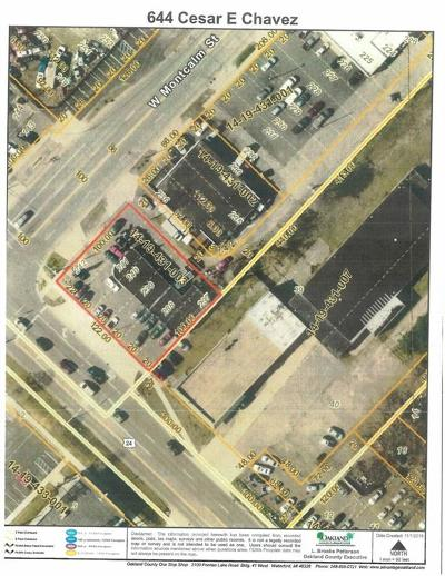 Pontiac MI Commercial For Sale: $700,000