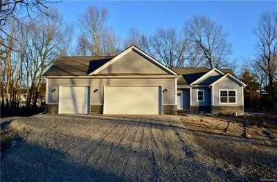 Single Family Home For Sale: 2955 Cady Drive
