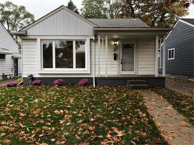 Ferndale Single Family Home For Sale: 555 Edgewood Pl