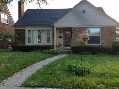 Dearborn Single Family Home For Sale: 115 Meridan Street