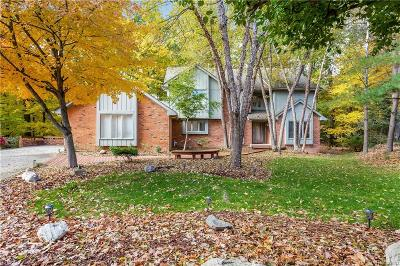 West Bloomfield Twp Single Family Home For Sale: 5952 Independence Lane