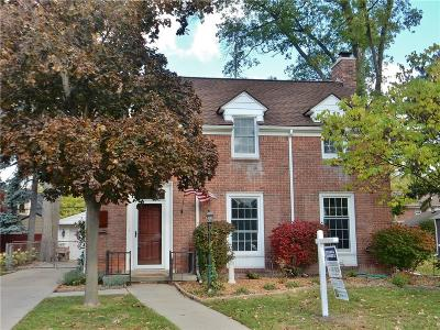Dearborn Single Family Home For Sale: 23646 Rockford Street