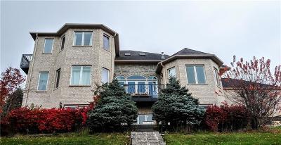City Of The Vlg Of Clarkston Single Family Home For Sale: 4751 Owasco Court