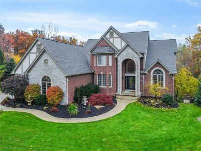 Oxford Single Family Home For Sale: 1301 Deer Path Trail