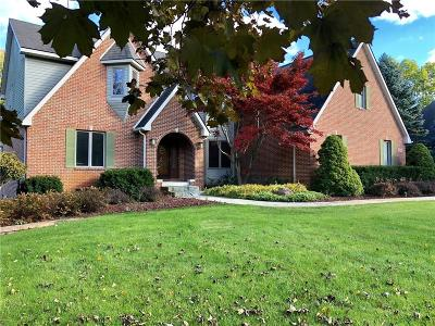 White Lake Single Family Home For Sale: 2865 Valley Oaks Drive