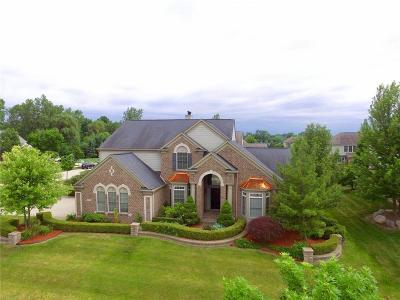 Troy Single Family Home For Sale: 1743 New Castle Drive