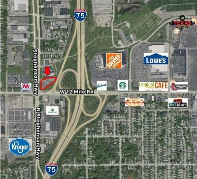 Commercial For Sale: 29022 Stephenson Highway