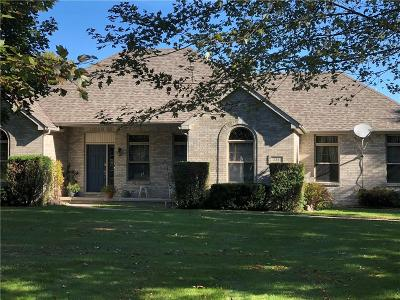 Monroe County Single Family Home For Sale: 2281 E Hurd Road