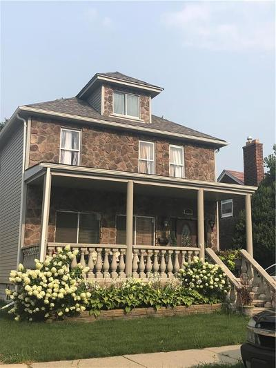 Dearborn Single Family Home For Sale: 4910 Williamson Street