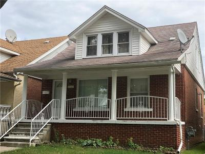 Dearborn Single Family Home For Sale: 7642 Kendal St