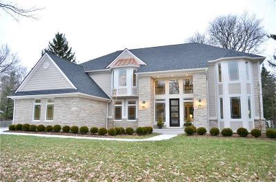 Bloomfield Twp Single Family Home For Sale: 2863 Heathfield Road