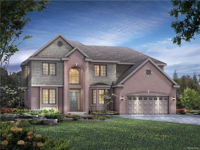 Single Family Home For Sale: 2944 Secret Way