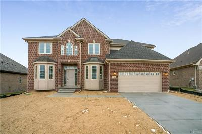 Single Family Home For Sale: 2943 Secret Way
