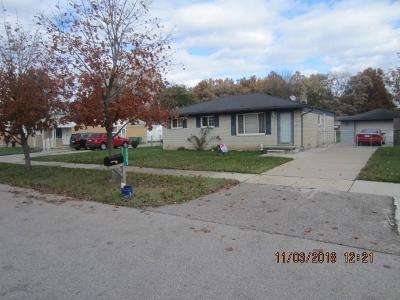 Brownstown Twp Single Family Home For Sale: 24251 Mount Olive Drive