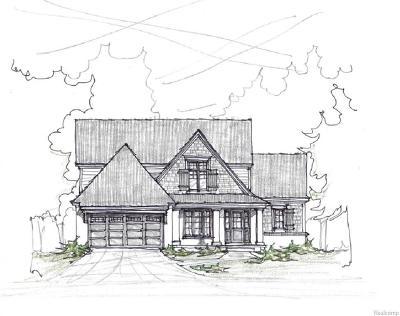 Ann Arbor Single Family Home For Sale: 1600 Traver Street