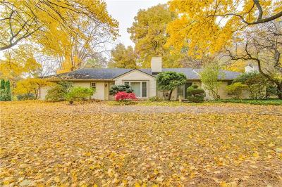 Single Family Home For Sale: 6060 Franklin Road