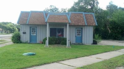 Waterford Twp Commercial For Sale: 2520 Pontiac Lake Road