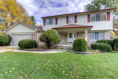 Rochester Hills Single Family Home For Sale: 111 Longford Drive