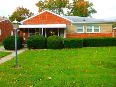 Royal Oak Single Family Home For Sale: 1515 Genesee Drive