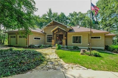 Calhoun County Single Family Home For Sale: 16131 13 Mile Road