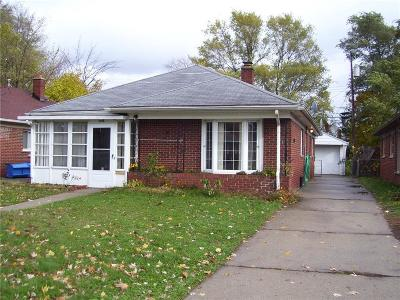 Dearborn Single Family Home For Sale: 5694 Burger Street