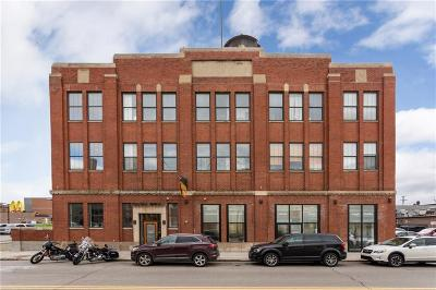 Detroit Condo/Townhouse For Sale: 55 W Canfield Street #311