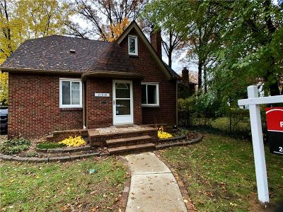 Dearborn Single Family Home For Sale: 21516 Gregory Street
