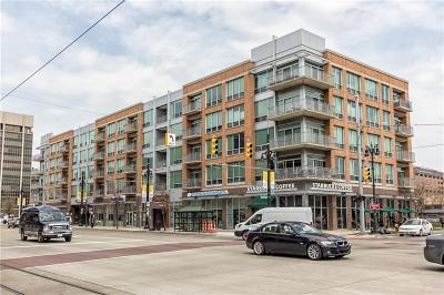 Detroit Condo/Townhouse For Sale: 3670 Woodward Avenue #410