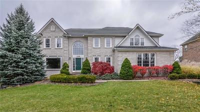 Plymouth Twp Single Family Home For Sale: 13848 Burning Tree Lane