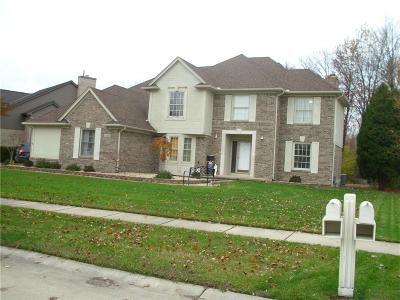 Sterling Heights Single Family Home For Sale: 43890 Via Antonio Drive