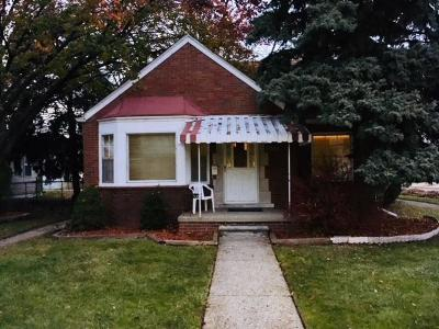 Dearborn Single Family Home For Sale: 7351 Neckel Street