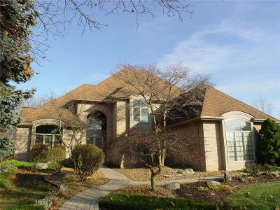 Plymouth Single Family Home For Sale: 10784 Wellington Court