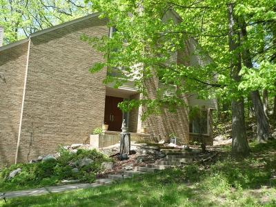 West Bloomfield, West Bloomfield Twp Single Family Home For Sale: 2145 Birchwood Way