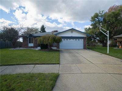 Warren Single Family Home For Sale: 28861 Armanda Drive