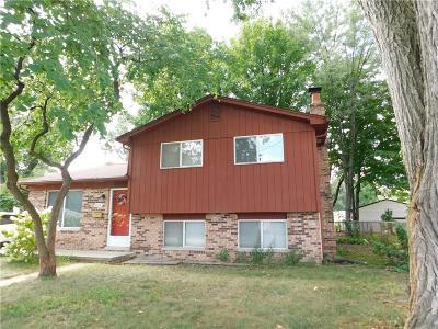 Clawson Single Family Home For Sale: 632 Bellevue Avenue