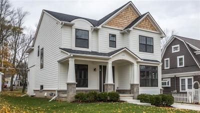 Northville MI Single Family Home For Sale: $849,900