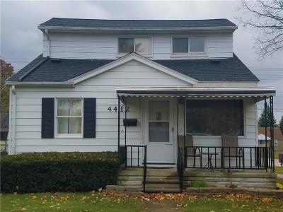 Wayne Single Family Home For Sale: 4412 Gloria Street