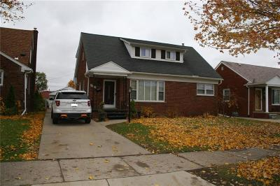 Dearborn Single Family Home For Sale: 4847 Firestone Street