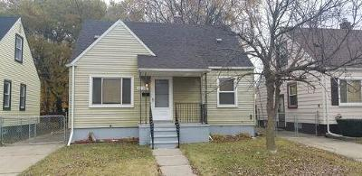 Dearborn Heights Single Family Home For Sale: 4123 Madison Street