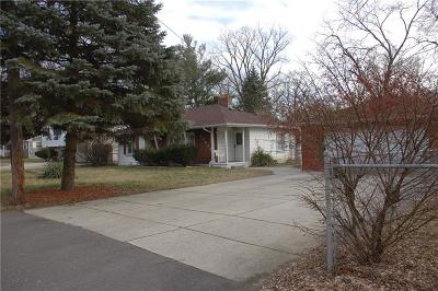 Southfield Single Family Home For Sale: 20855 Mada Ave