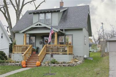Waterford, Waterford Twp Single Family Home For Sale: 110 S Tilden Avenue