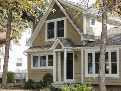 Ferndale Single Family Home For Sale: 808 Meadowdale Street