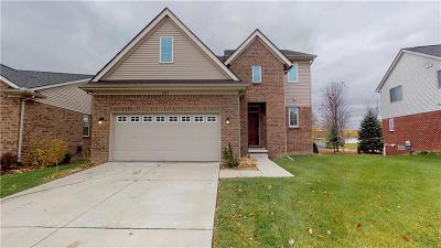 Commerce Twp Single Family Home For Sale: 2273 Palmetto