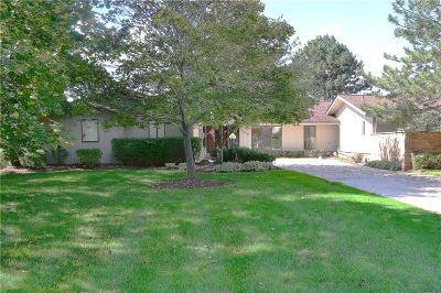 Bloomfield Twp Condo/Townhouse For Sale: 4138 Golf Ridge Drive E
